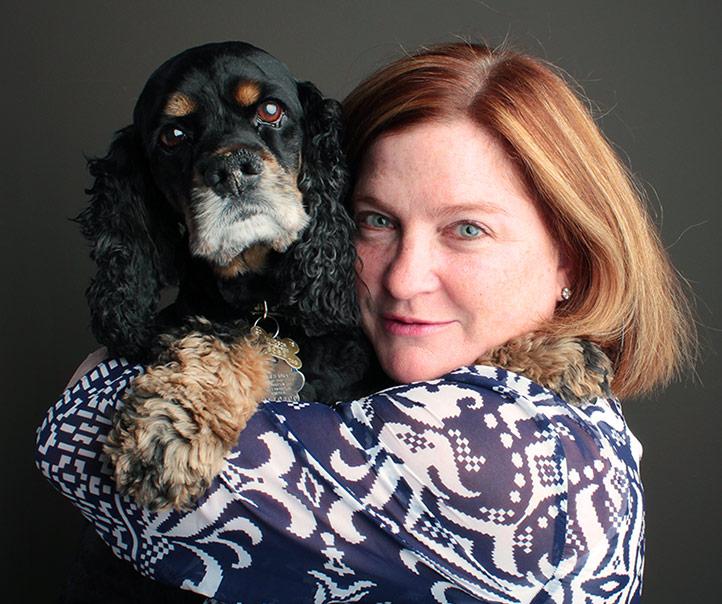Christine Davison & Charlie