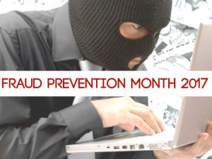 Fraud Prevention Month (#FPM2017)