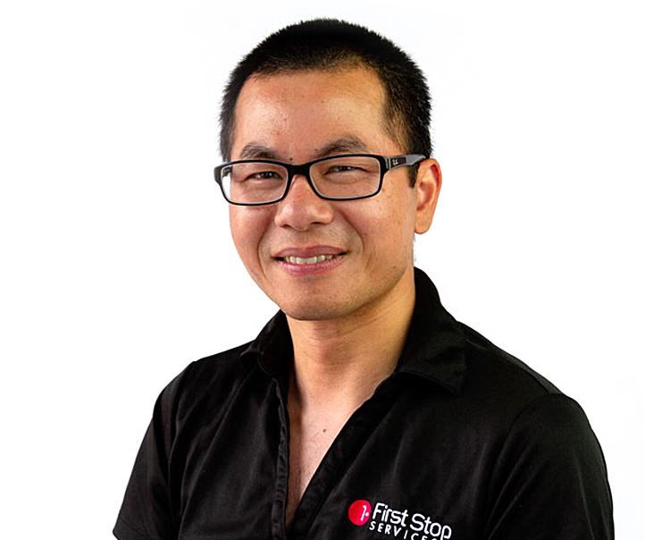 Curtis Zheng